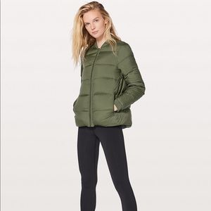 NWT Lululemon Weightless Wonder Jacket